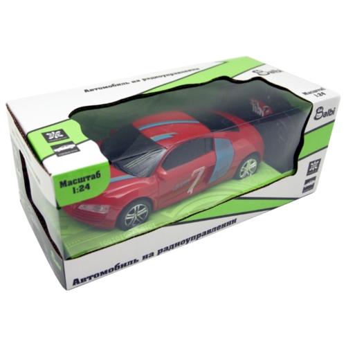 Легковой автомобиль Balbi Audi (RCS-2402) 1:24 18 см