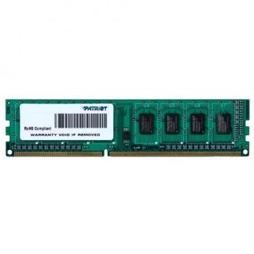 Оперативная память 2 ГБ 1 шт. Patriot Memory PSD32G160081