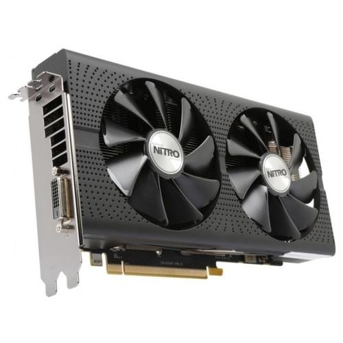 Видеокарта Sapphire Radeon RX 470 1000Mhz PCI-E 3.0 4096Mb 7000Mhz 256 bit DVI HDCP