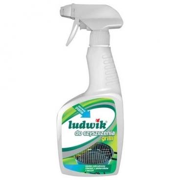Средство для чистки грилей LUDWIK