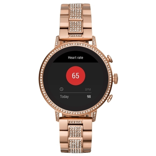 Часы FOSSIL Gen 4 Smartwatch Venture HR (stainless steel)