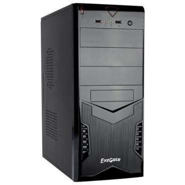 Компьютерный корпус ExeGate CP-601 500W Black