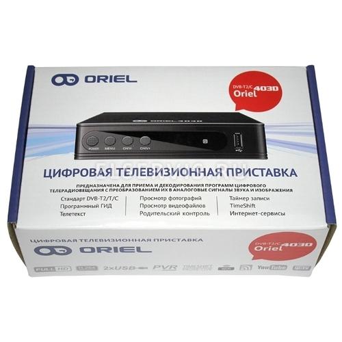 TV-тюнер Oriel 403D