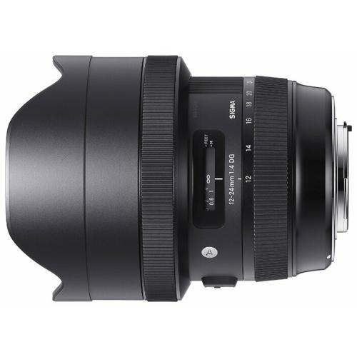 Объектив Sigma 12-24mm f/4 DG HSM Art Nikon F