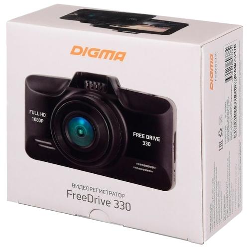Видеорегистратор Digma FreeDrive 330