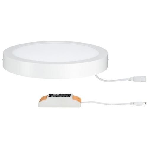 Светодиодный светильник Paulmann BLE Nox LED-Panel 20W Ws m Kst 30 см