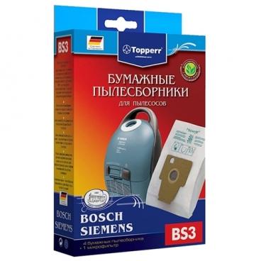 Topperr Бумажные пылесборники BS3