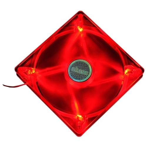 Система охлаждения для корпуса Akasa 14cm Quiet Red LED Fan