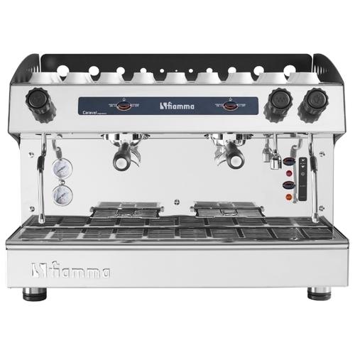 Кофеварка рожковая Fiamma Caravel 2 TC
