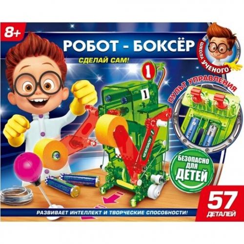 Набор для исследований Играем вместе Робот-боксер