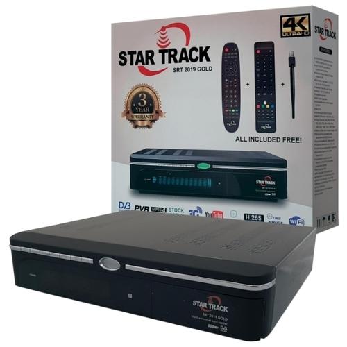 Спутниковый ресивер StarTrack SRT 2019 Gold