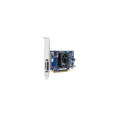 Видеокарта HP Radeon HD 6350 650Mhz PCI-E 2.1 512Mb 1600Mhz 64 bit