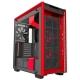 Компьютерный корпус NZXT H700i Black/red