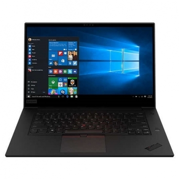 "Ноутбук Lenovo ThinkPad P1 (Intel Core i7 9750H 2600MHz/15.6""/1920x1080/16GB/512GB SSD/DVD нет/NVIDIA Quadro T2000 4GB/Wi-Fi/Bluetooth/Windows 10 Pro)"