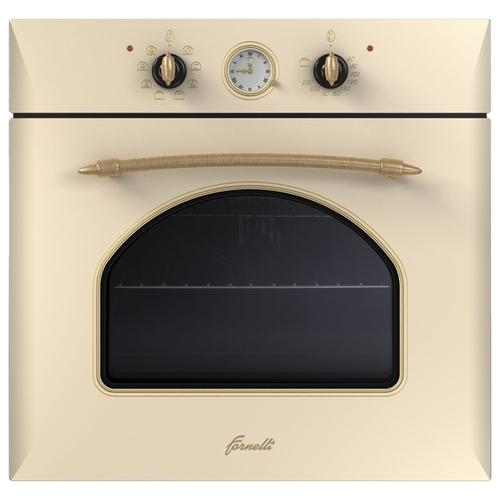 Электрический духовой шкаф Fornelli FEA 60 Merletto Ivory