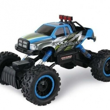 Машинка HuangBo Toys Вездеход Rock Crawler 4WD 1:14