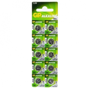 Батарейка GP Alkaline Cell 189 LR54