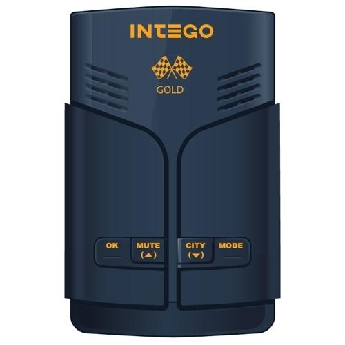 Радар-детектор Intego GP Gold