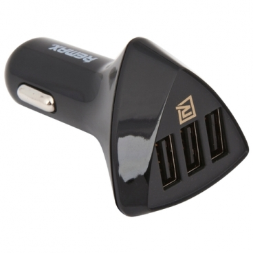 Автомобильная зарядка Remax Alien Series 3 USB (RCC304)