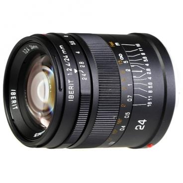 Объектив IBERIT 24mm f/2.4 Sony E