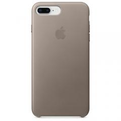 Чехол Apple кожаный для Apple iPhone 8 Plus / 7 Plus