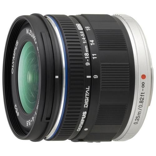 Объектив Olympus ED 9-18mm f/4.0-5.6 Micro 4/3