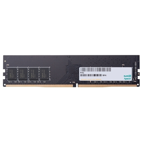 Оперативная память 4 ГБ 1 шт. Apacer DDR4 2666 DIMM 4Gb
