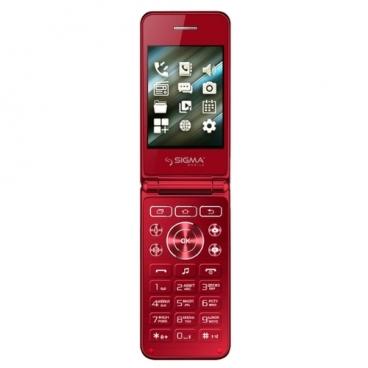 Телефон Sigma mobile X-style 28 Flip