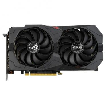 Видеокарта ASUS ROG GeForce GTX 1650 SUPER 1530MHz PCI-E 3.0 4096MB 12002MHz 128 bit 2xHDMI 2xDisplayPort HDCP Strix Gaming OC