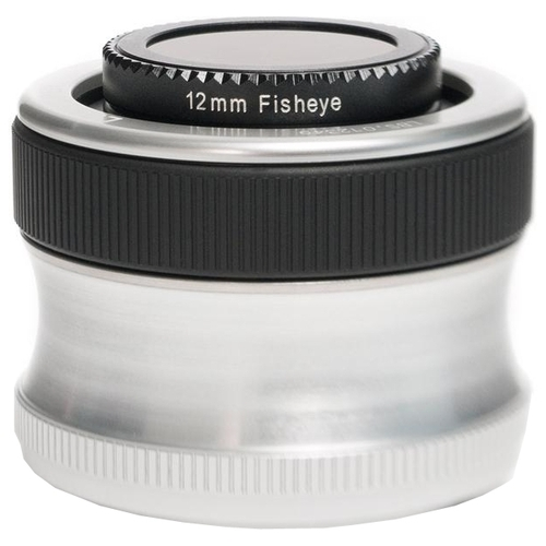 """Объектив Lensbaby Scout with Fisheye Canon EF"""""""