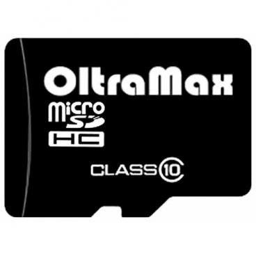 Карта памяти OltraMax microSDHC Class 10