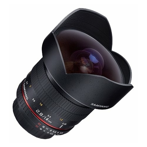 Объектив Samyang 14mm f/2.8 ED AS IF UMC Fujifilm X