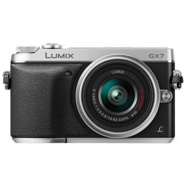 Фотоаппарат Panasonic Lumix DMC-GX7 Kit