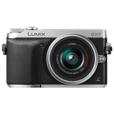 Фотоаппарат Panasonic Lumix DMC-GX7 Kit