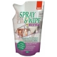Универсальное чистящее средство Spray & Wipe Universal Sano