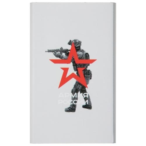 Аккумулятор Red Line J01 Армия России дизайн №26 УТ000017348, 4000 mAh