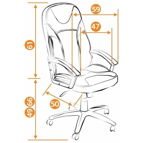 Компьютерное кресло TetChair Твистер