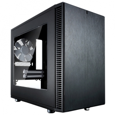 Компьютерный корпус Fractal Design Define Nano S Black Window