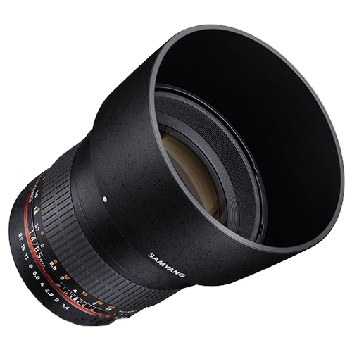Объектив Samyang 85mm f/1.4 AS IF UMC Pentax KA/KAF/KAF2