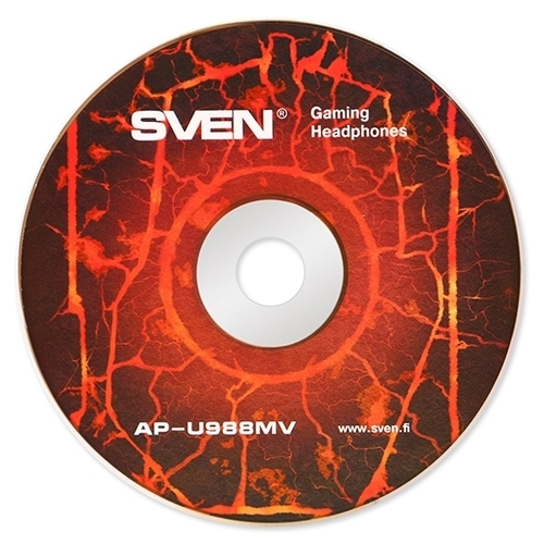 Компьютерная гарнитура SVEN AP-U988MV