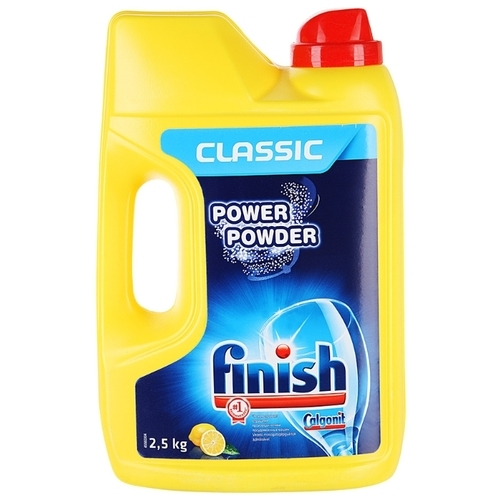 Finish Classic порошок (лимон) для посудомоечной машины