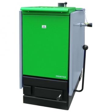 Твердотопливный котел Wattek PRIMTEK 35D 35 кВт одноконтурный