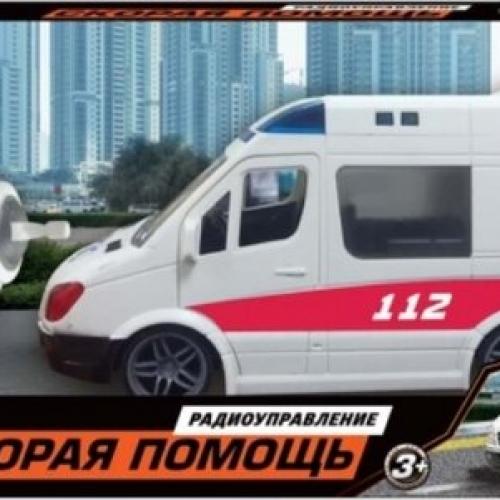 Машинка Технодрайв