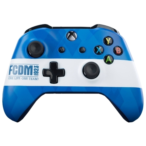 Геймпад RAINBO Xbox One Wireless Controller FC Dinamo