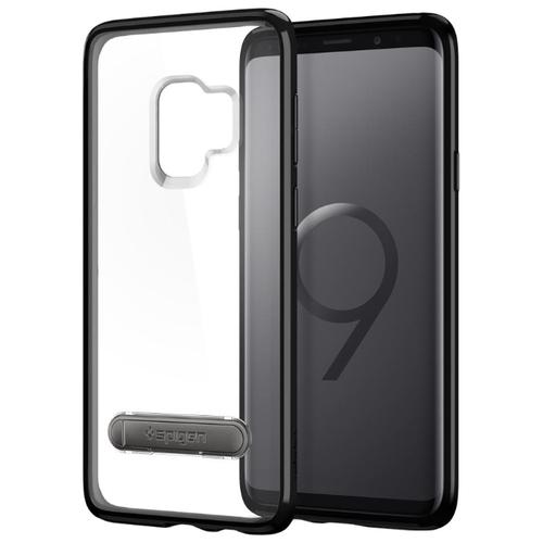 Чехол Spigen Ultra Hybrid S для Samsung Galaxy S9 (592CS23025)