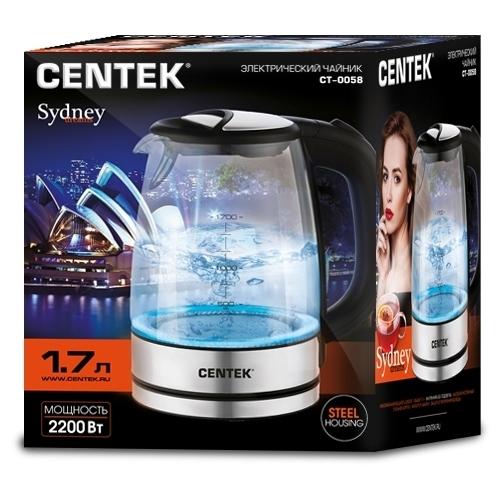 Чайник CENTEK CT-0058
