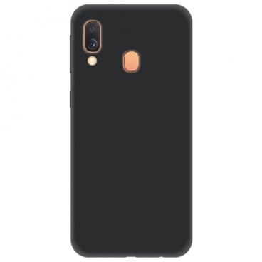 Чехол LuxCase TPU для Samsung Galaxy A40 (2019)