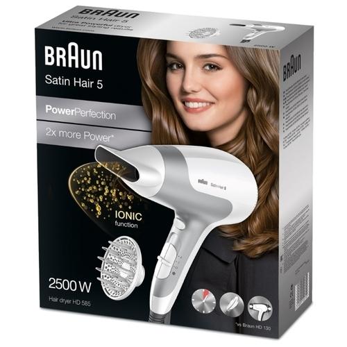 Фен Braun HD 585