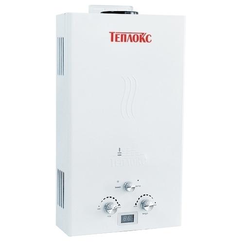 Проточный газовый водонагреватель Teplox ГПВ-12