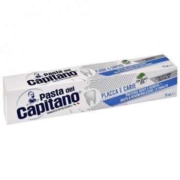 Зубная паста Pasta del Capitano Защита от налета и кариеса